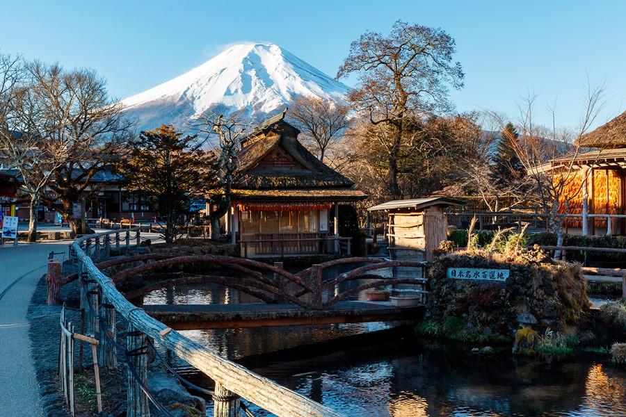 NHẬT BẢN MÙA HÈ 2018 TOKYO – HAKONE – PHÚ SĨ – KYOTO – OSAKA